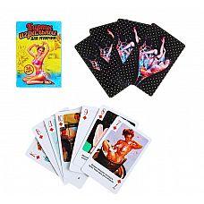 """Игральные карты  Для мужчин   Игральные карты """"Для мужчин"""". С фото обнаженных красавиц и интересными фактами."""