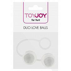 Вагинальные шарики DUO LOVE BALLS 10082TJ