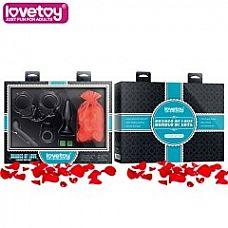 Подарочный набор SHADES OF LOVE LUXURY LV1523