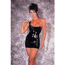 Платье Uptown Girl   Платье с бюстом 1/2 на одной лямке.