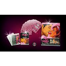 Эротическая игра фанты-флирт 9 «Перчик»  Это — игра для любителей романтических приключений. С ней любой запросто закрутит очередной бурный роман, не тратя зря времени. Ее цель — за один вечер оказаться в одной постели.