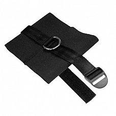 Фиксирующие широкие манжеты на запястья Elastabind Cuffs  Любителям господствовать или подчиняться предлагается новая секс-игрушка   широкие мягкие манжеты для фиксации запястий.
