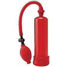 Вакуумная помпа Beginners Power Pump - 20 см.  Хотите быстро приводить свой член в состояние боевой готовности и увеличить его размеры? Тогда воспользуйтесь вакуумной помпой Beginners Power Pump.