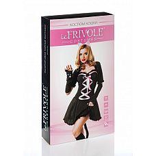 """Костюм """"Грациозная кошечка"""" черный L/XL 02371L/XL  Перед вами костюм кошки, полный грации и гламура."""