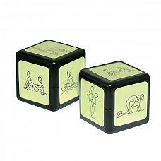 Кубики с позами THE KAMA SUTRA DICE  Кубики с позами THE KAMA SUTRA DICE.