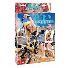 Надувная секс-кукла Icky Love Doll  Надувная секс-кукла Icky Love Doll. 3 любовных отверстия.