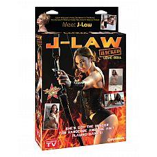 Надувная секс-кукла J-Law Hacked Love Doll  Надувная секс-кукла J-Law Hacked Love Doll. 3 любовных отверстия.