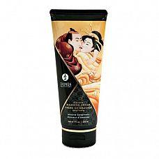 Массажный крем для тела с ароматом миндаля Almond Sweetness - 200 мл.  Массажный крем для тела с изысканным ароматом миндаля.