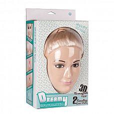 Надувная секс-кукла с согнутыми ножками и вибрацией LAP DANCE MERCY KOVAL  Надувная секс-кукла с согнутыми ножками и вибрацией LAP DANCE MERCY KOVAL.