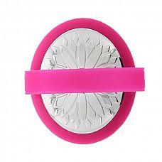 Розовая перезаряжаемая виброщёточка для клиторальной стимуляции MONA PINK  Розовая перезаряжаемая виброщёточка для клиторальной стимуляции MONA PINK.