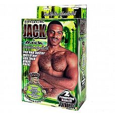 Секс-кукла в виде чернокожего мужчины с вибрирующим фаллосом и 2 любовными отверстиями BLACK LACK IS BACK  Секс-кукла в виде чернокожего мужчины с вибрирующим фаллосом и 2 любовными отверстиями BLACK LACK IS BACK.