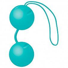 Вагинальные шарики цвета мяты Joyballs   Вагинальные шарики цвета мяты Joyballs.
