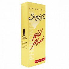 Женские духи Wild Musk  1 с мускусом и феромонами - 10 мл.  Данный вид парфюма, отражающий философию Molecule 01 Escentric Molecules, имеет древесно-мускусный оттенок.