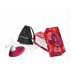 Вакуумный клиторальный стимулятор Womanizer W500 Pro Rose с 2 сменными насадками  Не успели создатели Womanizer влюбить в своё изобретение прекрасную половину человечества, как свет увидела усовершенствованная версия бестселлера - W500 Pro в элегантном корпусе розового цвета с изысканным цветочным узором на рукояти.