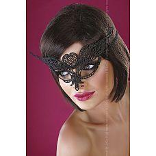 Ажурная маска с сердечком по центру  Ажурная маска с сердечком по центру - это элегантный, романтичный и невероятно притягательный аксессуар для чарующей и соблазнительной эротической игры.