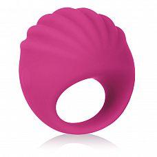Розовый вибростимулятор клитора Silhouette S2  Вибростимулятор клитора Silhouette S2 представляет собой удобную насадку на палец с интенсивно ребристой поверхностью.