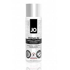Возбуждающий лубрикант на силиконовой основе JO Personal Premium Lubricant  Warming - 60 мл.  При недостатке естественной смазки секс принесёт не удовольствие, а дискомфорт.