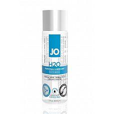 Охлаждающий лубрикант на водной основе JO Personal Lubricant H2O COOLING - 60 мл.  Этот лубрикант на водной основе сослужит вам добрую службу, особенно, если в паре мужчина испытывает повышенную возбудимость.