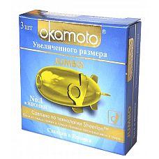 Презервативы OKAMOTO Jumbo No3