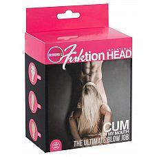 Надувная голова Function Head Georgina S.  Мастурбатор в виде головы Function Head Georgina S.