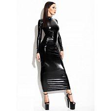 Платье для Госпожи Dorothea (Mistress collection) Demoniq, S/M, Черный  Не нужно слов - только один её взгляд.