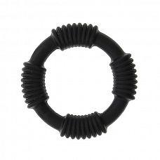 Чёрное эрекционное кольцо PLAY CANDI COTTON POP BLACK  Чёрное эрекционное кольцо PLAY CANDI COTTON POP BLACK.