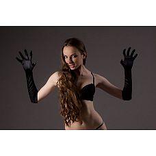 Элегантные перчатки до локтя  Красивые и сексуальные перчатки, длиной чуть выше локтя.