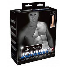 Надувная секс-кукла Long Dong Jonny с фаллосом  Надувная секс-кукла Long Dong Jonny с фаллосом.