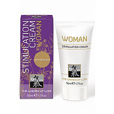 Stimulation Cream woman крем стимулирующий для женщин 50мл  Стимулирующий крем для женщин, содержащий отборные эфирные масла, держит в тонусе и дух, и тело.
