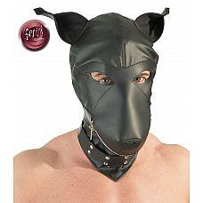 Шлем-маска Dog Mask в виде морды собаки  Шлем-маска Dog Mask в виде морды собаки.