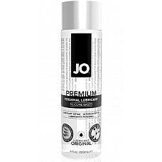 Лубрикант на силиконовой основе JO Personal Premium Lubricant - 120 мл.  С этим лубрикантом на силиконовой основе сексуальная близость будет и комфортной, и чувственной.