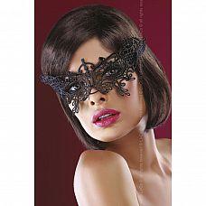 Изысканная маска на глаза в форме бабочки  Маска в виде бабочки сделает женские глаза соблазнительными, а черты лица обострятся, приобретая дикость.