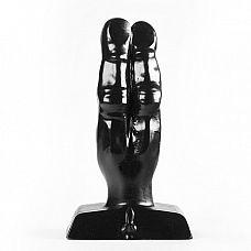 Сдвоенный анальный фаллоимитатор ZiZi Two Finger  Фаллоимитатор из двух сомкнутых пальцев.