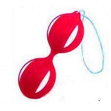 Вагинальные шарики красно-белые 47070-MM