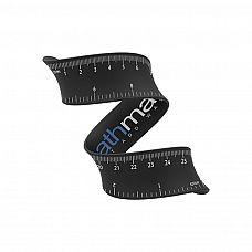 Измерительная линейка Measuring Gauge  Лента позволяет точно измерить длину и обхват Вашего пениса в обоих метрических и эмпирических значениях.