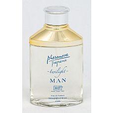 Духи для мужчин с феромонами Сумерки, 50 мл.   Духи «Hot Twilight» созданы по технологиям ведущих парфюмерных брендов с одним единственным отличием.