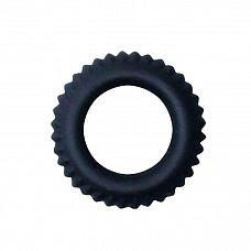 Эреционное кольцо с ребрышками Titan  Один из самых эффективных методов продлить половой акт и доставить партнерше настоящее удовольствие.