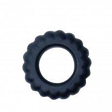 Эреционное кольцо с крупными ребрышками Titan  Один из самых эффективных методов продлить половой акт и доставить партнерше настоящее удовольствие.