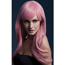 Светло-розовый парик Sienna  Светло-розовый парик Sienna.