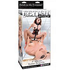 Страпон FF Extreme Twister Black, 22,8 см., Черный  Страпон FF Extreme Twister Black – универсальная секс-игрушка, ее можно одинаково успешно использовать и с подружкой, которая не прочь поиграть в лесбийские игры, и с любимым мужчиной, позволяя ему познать всю силу и чувственность анальных ласк.