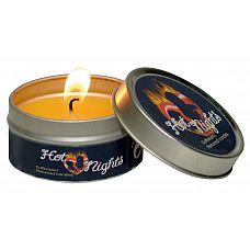 Ароматическая свеча Hot Nights  Ароматическая свеча в индивидуальной коробке.