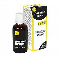Капли для мужчин и женщин Passion Drops (m+w) 30 мл.  Уже в античные времена гранат считался плодом любви, повышающим репродуктивную способность, иными словами, афродизиаком.