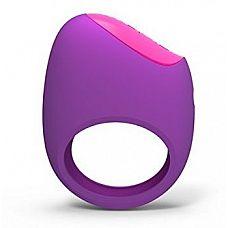 Фиолетовое перезаряжаемое эрекционное кольцо LIFEGUARD RING VIBE  Эрекционное кольцо LIFEGUARD RING VIBE - это эластичное силиконовое кольцо подарит вам умопомрачительные удовольствия и интенсивные внешние вибрации, которые ощущаются обоими партнерами.