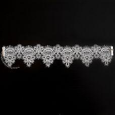 Кружевное ожерелье-чокер Delicati pizzi  Нежно обхватывающая женскую шейку полоска тончайшегоPкружева.