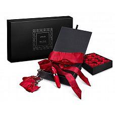 Подарочный эротический набор Open Secret Gift Set  Потеряй контроль и позволь возобладать самым дерзким желаниям с этой роскошной коллекцией для пар.