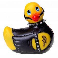 Утка-рабыня с вибрацией  I Rub My Duckie Bondage Travel Size  Недетская игрушка) Утка рабыня.