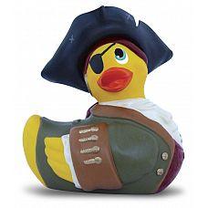 Вибратор уточка-пират I Rub My Duckie Pirate Travel Size  Любишь принимать ванну с уточками? Заведи себе симпатичную водоплавающую уточку-пирата.