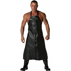 Фартук на молнии Neoprene Apron - Mister B   Горячий фарутк жаркого кулинара, кузнеца или порно-актера.