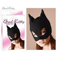 Полушлем с кошачьими ушками Katzenmaske  Полушлем с кошачьими ушками Katzenmaske. Используется для ролевых игр.