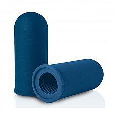 Синий мастурбатор с рёбрышками внутри SILICONE MASTURBATOR BLUE  Синий мастурбатор с рёбрышками внутри SILICONE MASTURBATOR BLUE.